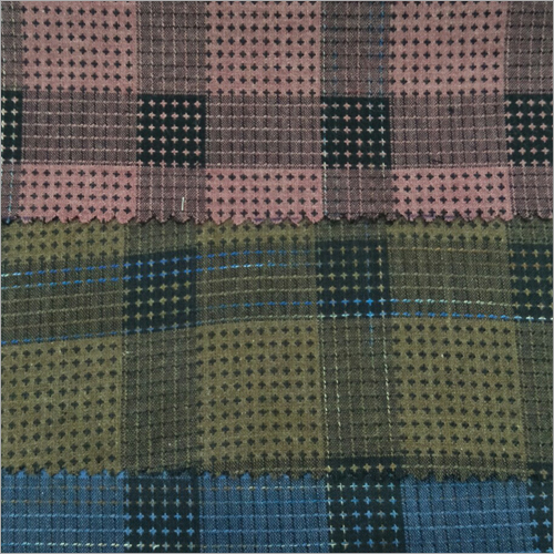 Cotton Plus Check Fabrics