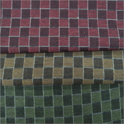 Milang Check Fabrics