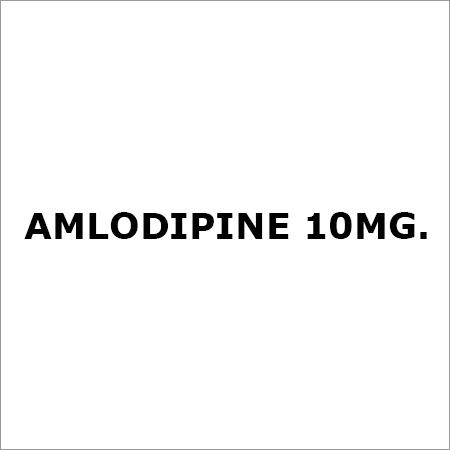 Amlodipine 10Mg.