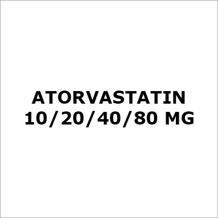 Atorvastatin 10-20-40-80 Mg