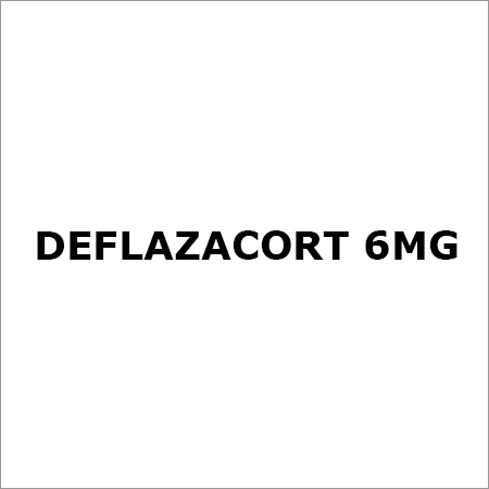 Deflazacort 6Mg