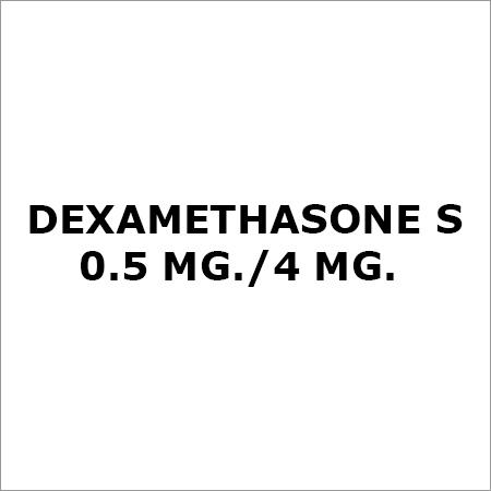 Dexamethasone S 0.5 Mg.-4 Mg.