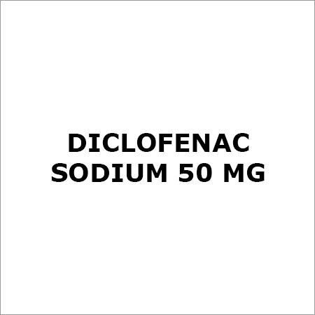 Diclofenac Sodium 50 Mg