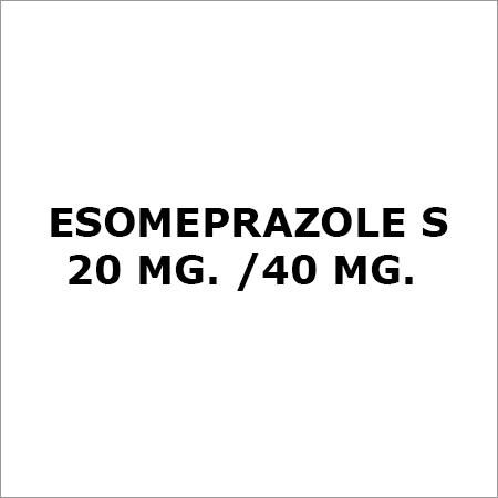 Esomeprazole S 20 Mg.-40 Mg.
