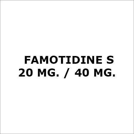 Famotidine S 20 Mg.-40 Mg.