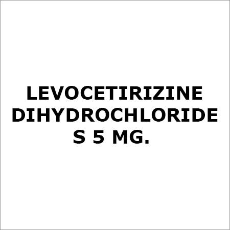 Levocetirizine Dihydrochloride S 5 Mg.