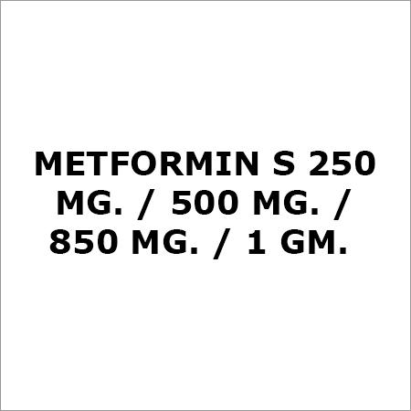 Metformin S 250 Mg.-500 Mg.-850 Mg.-1 Gm.