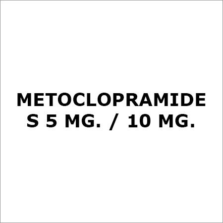 Metoclopramide S 5 Mg.-10 Mg.
