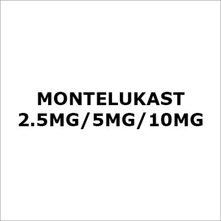 Montelukast 2.5Mg-5Mg-10Mg