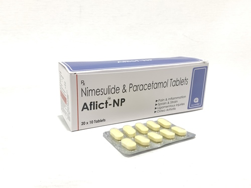 Nimesulide 100 Mg Or Paracetamol 500 Mg