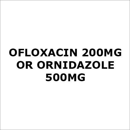 Ofloxacin 200Mg+ Ornidazole 500Mg