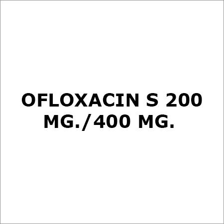 Ofloxacin S 200 Mg.-400 Mg.