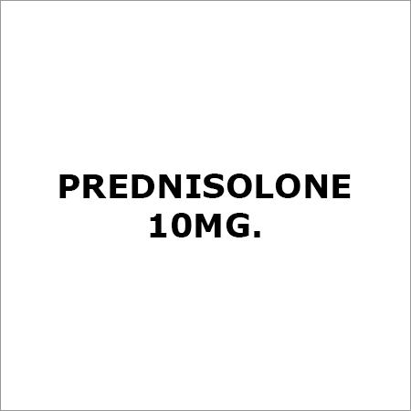 Prednisolone 10Mg.