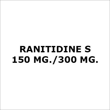 Ranitidine S 150 Mg.-300 Mg.