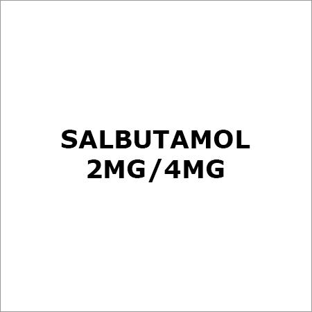 Salbutamol 2Mg-4Mg