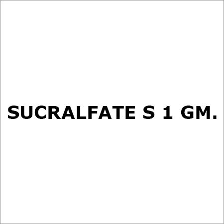 Sucralfate S 1 Gm.