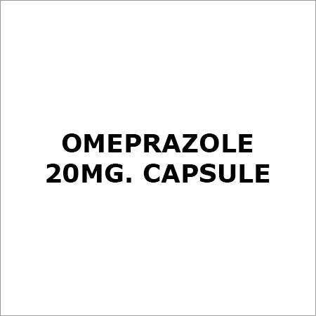 Omeprazole 20Mg Capsule