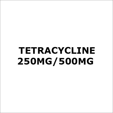 Tetracycline 250Mg-500Mg