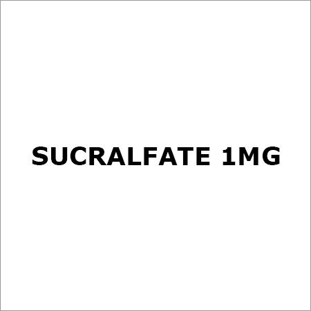 Sucralfate 1Mg
