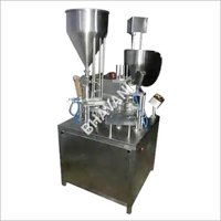 Shrikhand  Cup Filling Machine