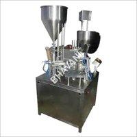 Shrikhand  Cup Filling Machine