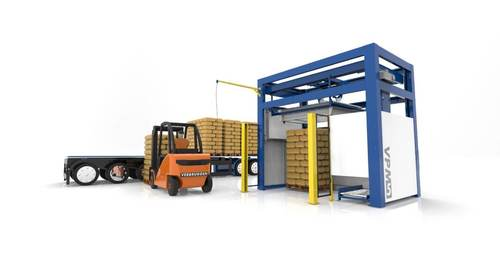 Palletizing System For Bags