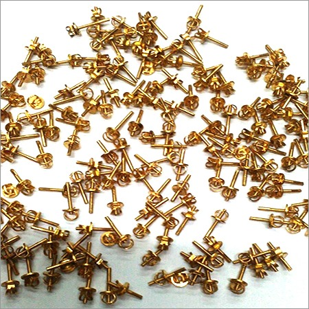 Gold Plated Screws
