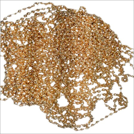 Gold Ladies Noxi Mala