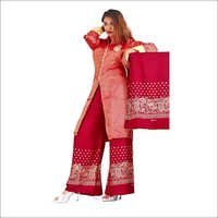 Faux Georgette Palazzo Suits