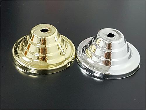 Vacuum Metallizing on plastic cap