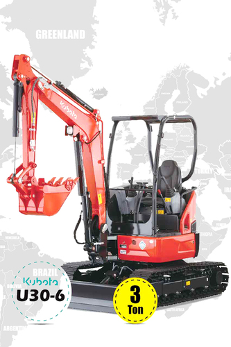 Kubota Mini Excavators