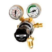 Esab Dura Series Argon Regulator