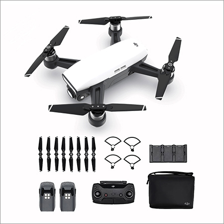 DJI Spark Portable Mini Quadcopter Drone 1080p Cam