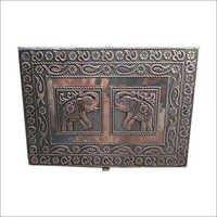 Brass Metal Box