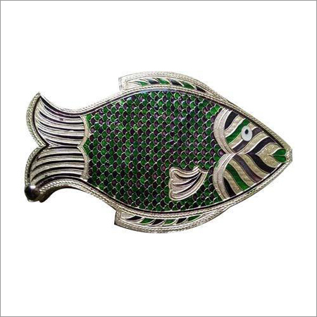 Fish Model Handicraft Box