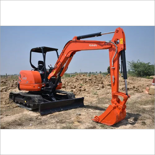 Small Construction Excavator