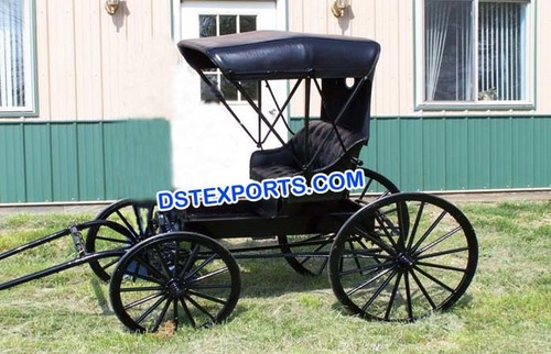 Wedding Mini Two Seater Carriage