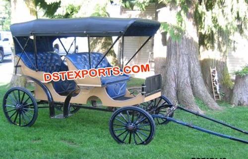 Indian Touring Horse Buggy