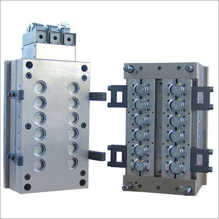 Metal PET Preform Mould