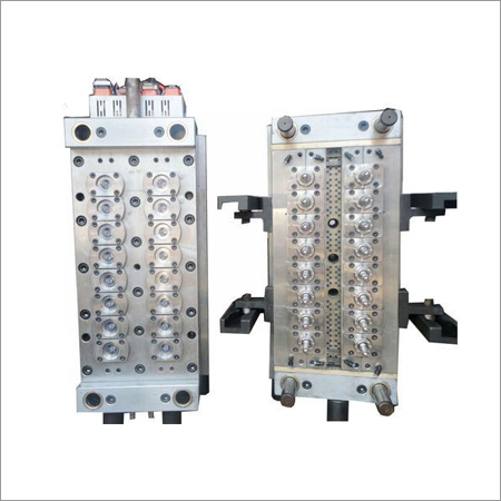 16 Cavity PET Preform Mould
