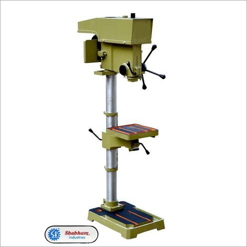19MM Capacity Pillar Dll Machine