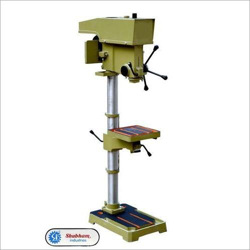 19MM Fine Feed Pillar Drilling Machine