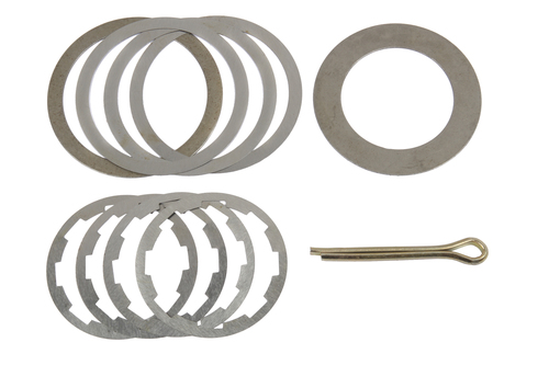 Gear Box Shims Kit with Cotter Pin