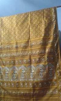 Bishnupuri Swarnachori Silk Sarees
