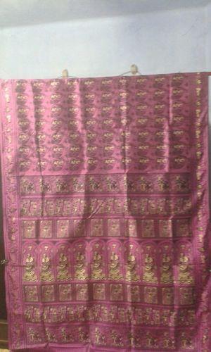 Pure Bishnupuri Silk Sarees