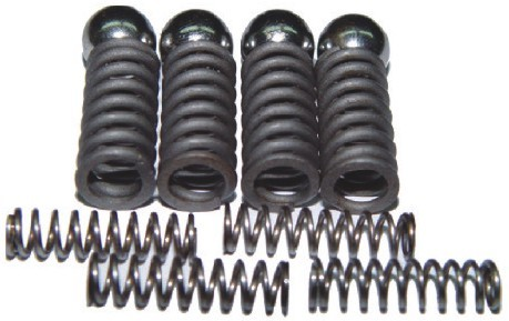 Shifting Shaft Ball & Spring Set of 12 Pcs.