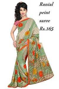 Designer Embroidery Sarees