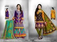 Cotton Dress Materials maker
