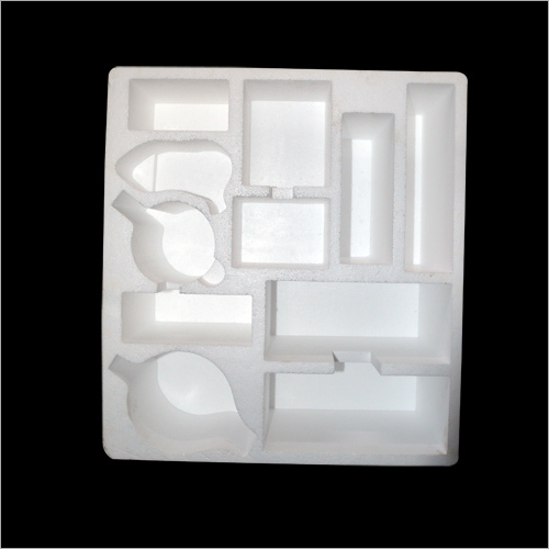 Crockery Packaging Thermocol Box