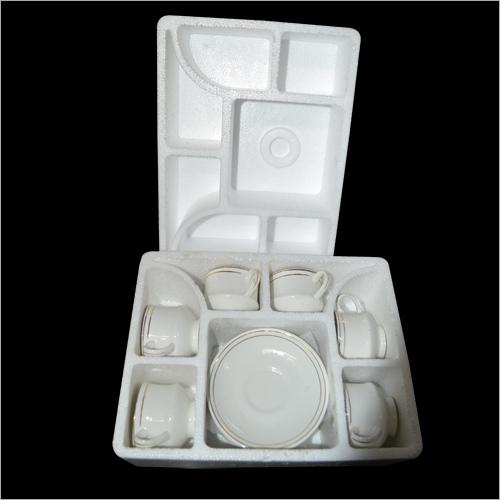 Tea Set Thermocol Packing Box